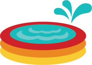 pool party background png