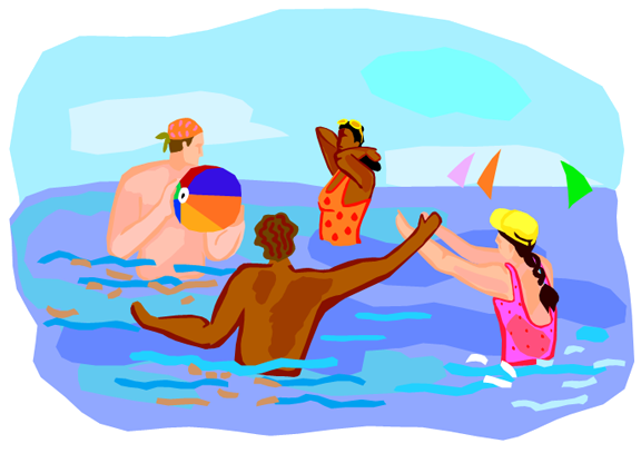 Pool fun clipart png. Jim wood aquatic center