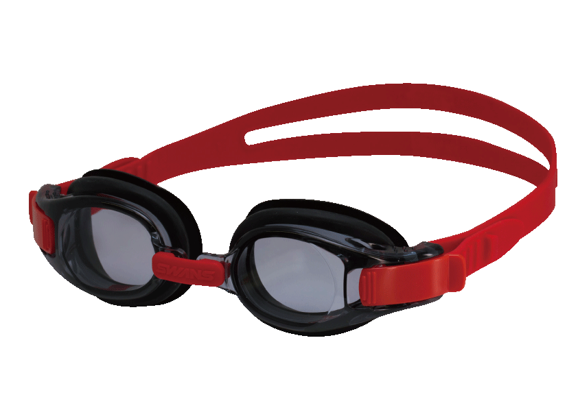 Pool goggles png. Swans junior easy adjustable