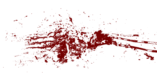 Pool of blood png transparent. Collection clipart no
