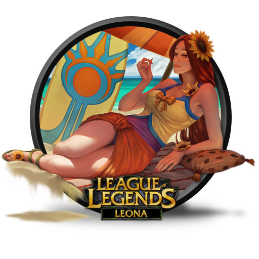 Pool party leona png. By fazie on deviantart