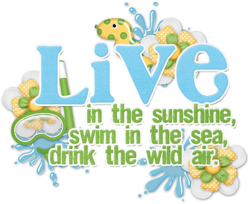 Pool party word art png. Pin by clarisse sink
