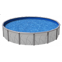 Swimming transparent 24 ft. Round pools above ground