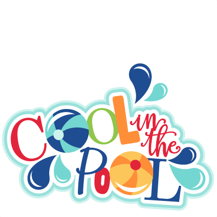 Pool transparent cool. In the titles svg