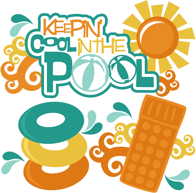 Pool transparent cool. Keepin in the svg