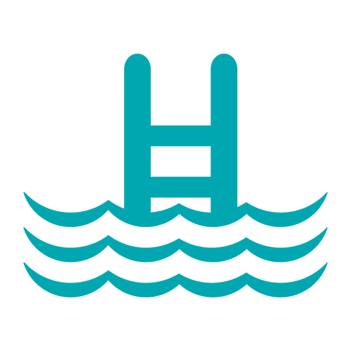 Pool vector png. Ladder swimming icon transparent