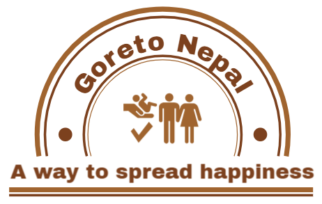 Poor clipart orphan child. About goreto nepal of