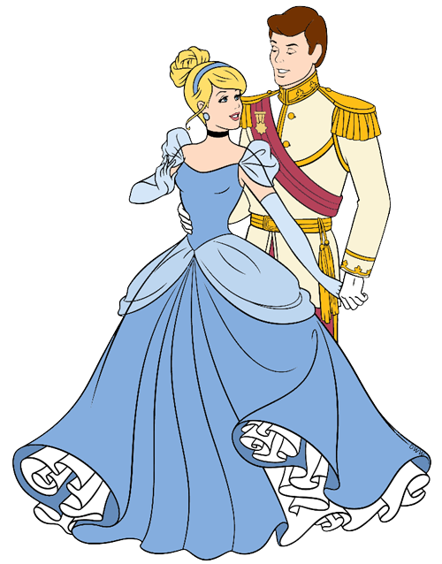 Poor drawing cinderella. And prince charming