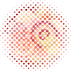 Comic book dots png. Popular and trending halftone