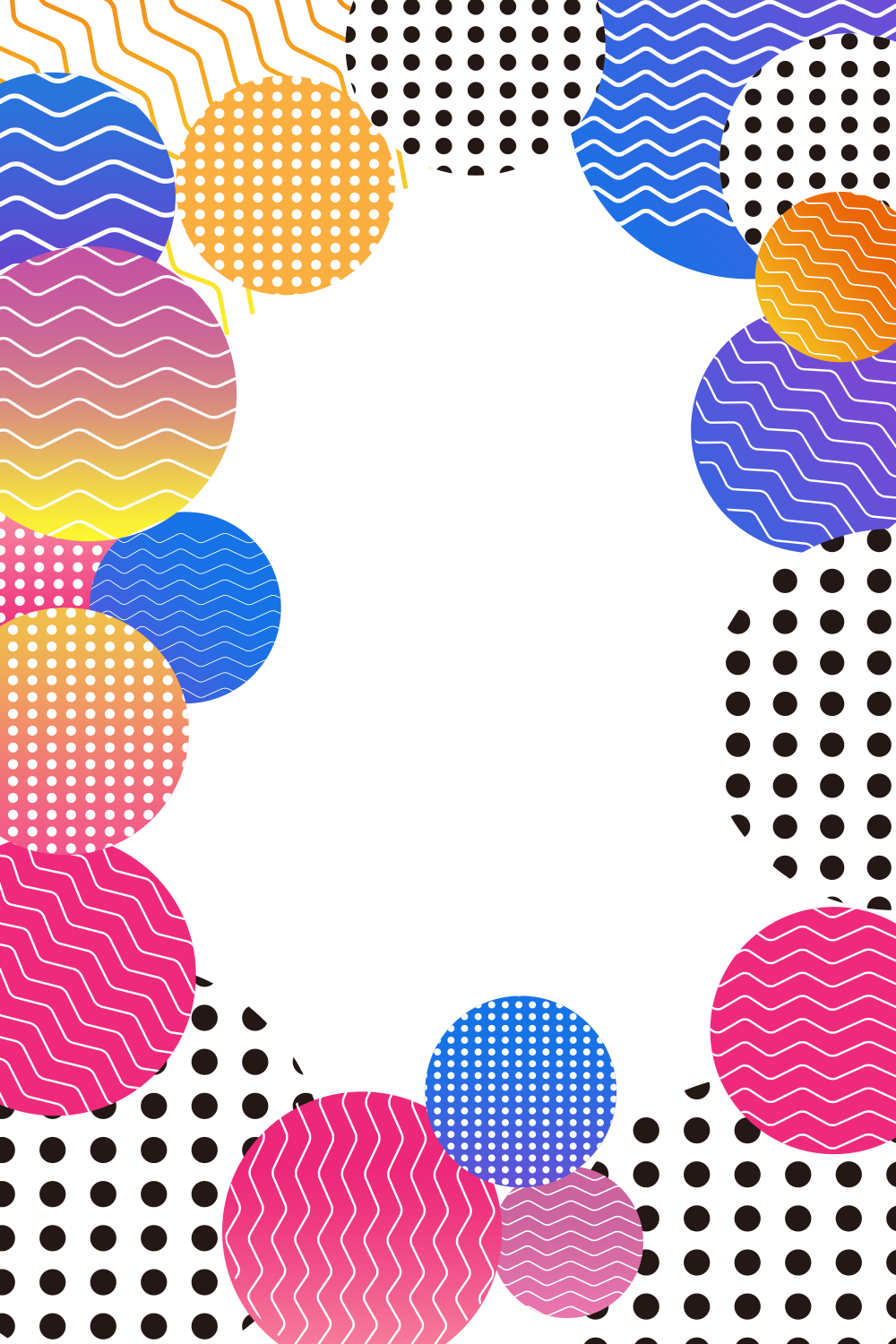Pop art background dots png. Poster download summer is