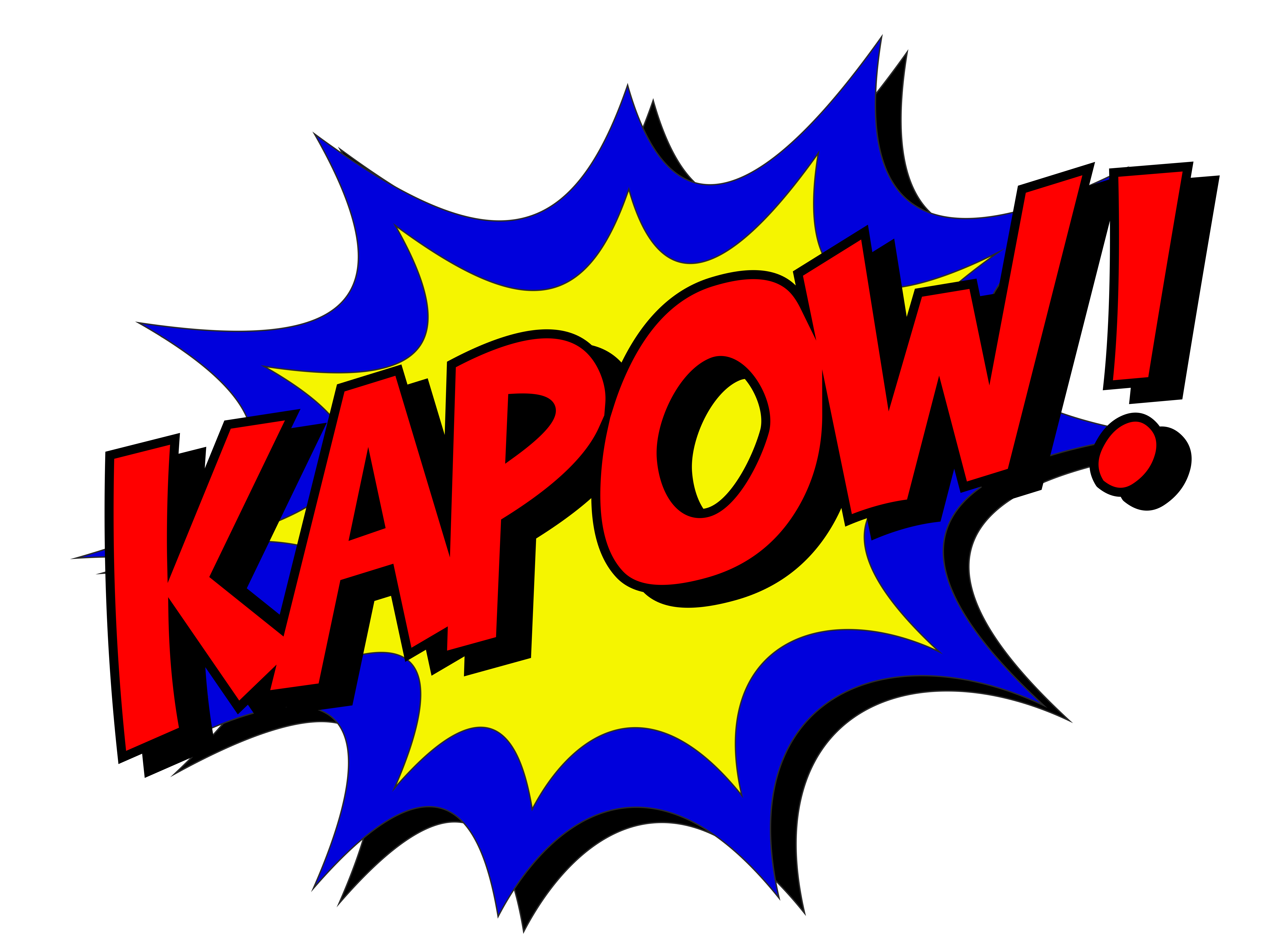 Pop art comic onomatopeyas png. Superheroes in no