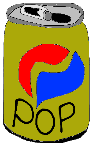Pop clipart. Can