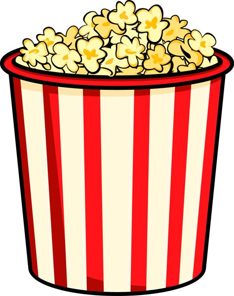 To the clipart popcorn. Best images on