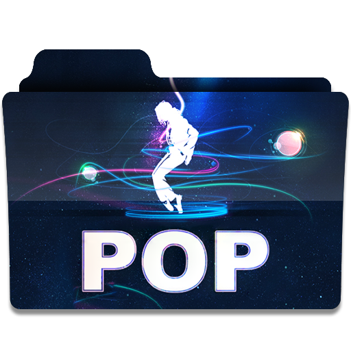 Pop tag png. Icon music folder iconset
