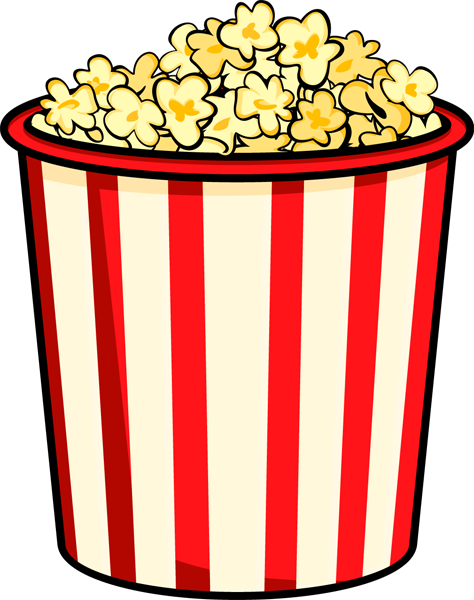 Popcorn clipart. Free cliparting com