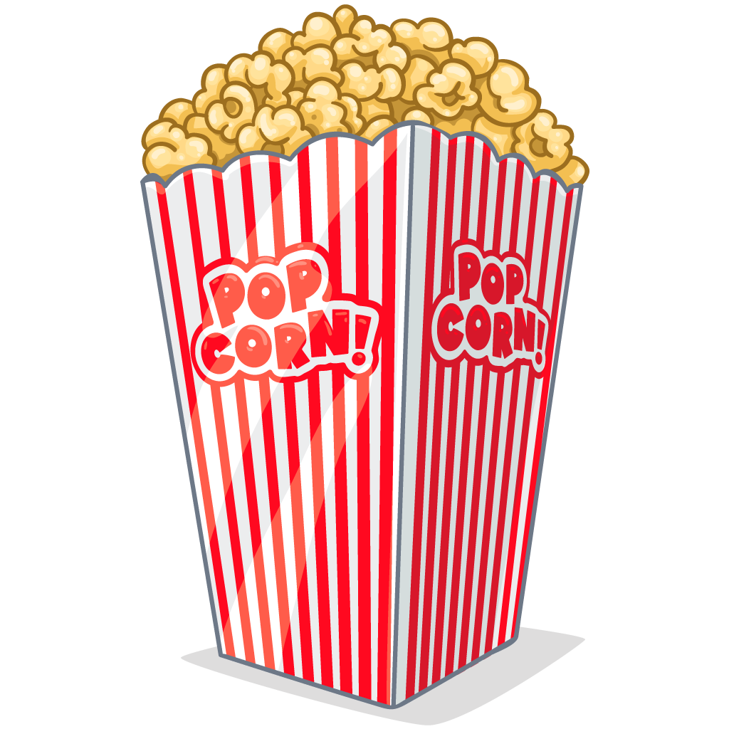 Popcorn clipart png. Images transparent free download