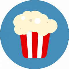 Popcorn time icon png. Download apk for android