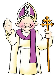 pope clipart animated