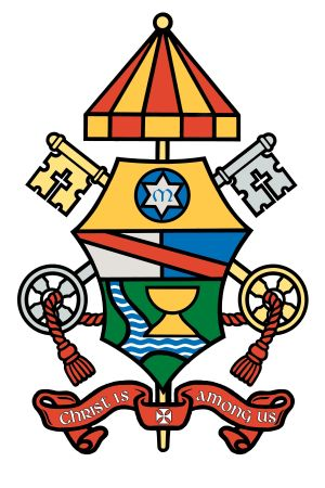 Pope clipart baron. Coat of arms and