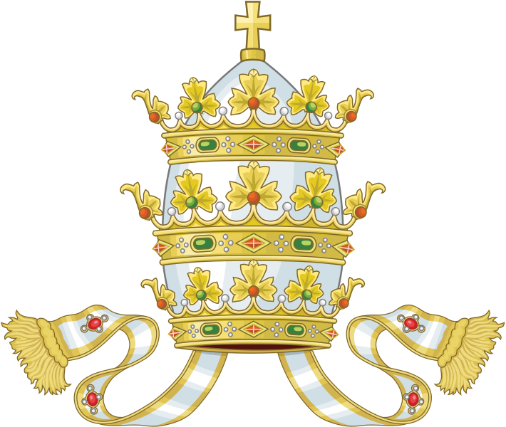 Pope clipart baron. The mad monarchist royal