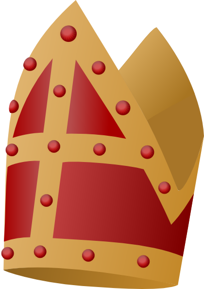 Pope hat png. Clip art at clker