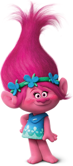 Poppy trolls png. Popular and trending stickers