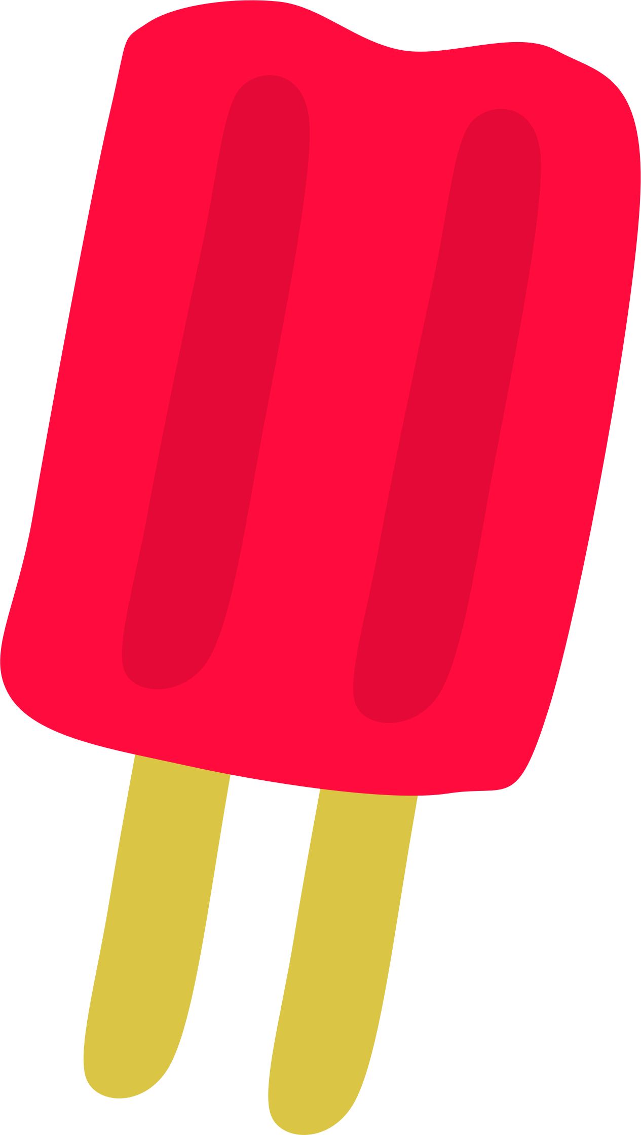 Popsicle png. Red icons free and