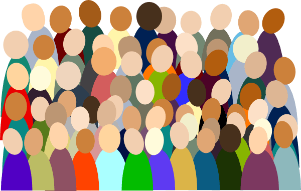 Crowd clipart. Swot analysis marketing strategy