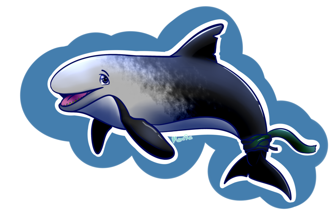 Porpoise drawing bad. Ur daily dose of