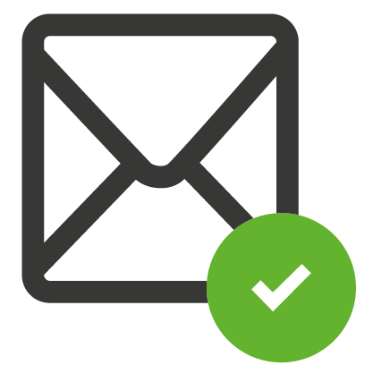 Post clipart phone email. Handling confirmation during registration