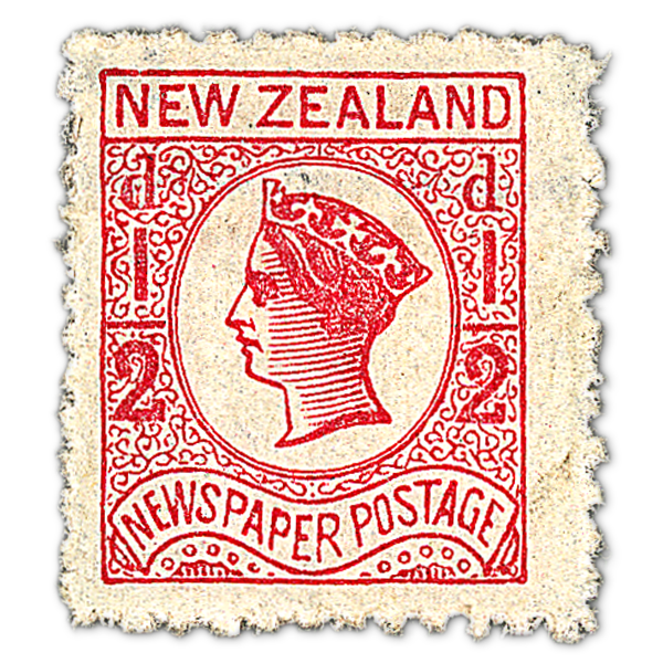 Post stamp png. Newspaper new zealand stamps