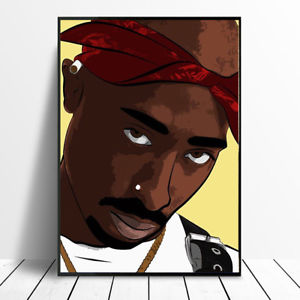 Poster clipart gta. Tupac style print a