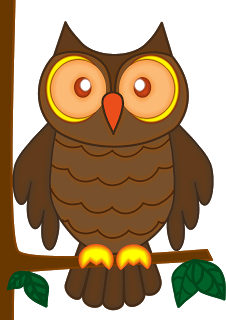 Boho clipart owl. Wise for a classroom