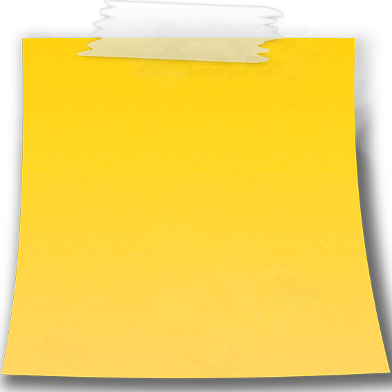 Post it notes png. Paper note adhesive tape