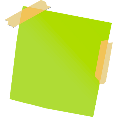 Postit note png. Sticky notes transparent images
