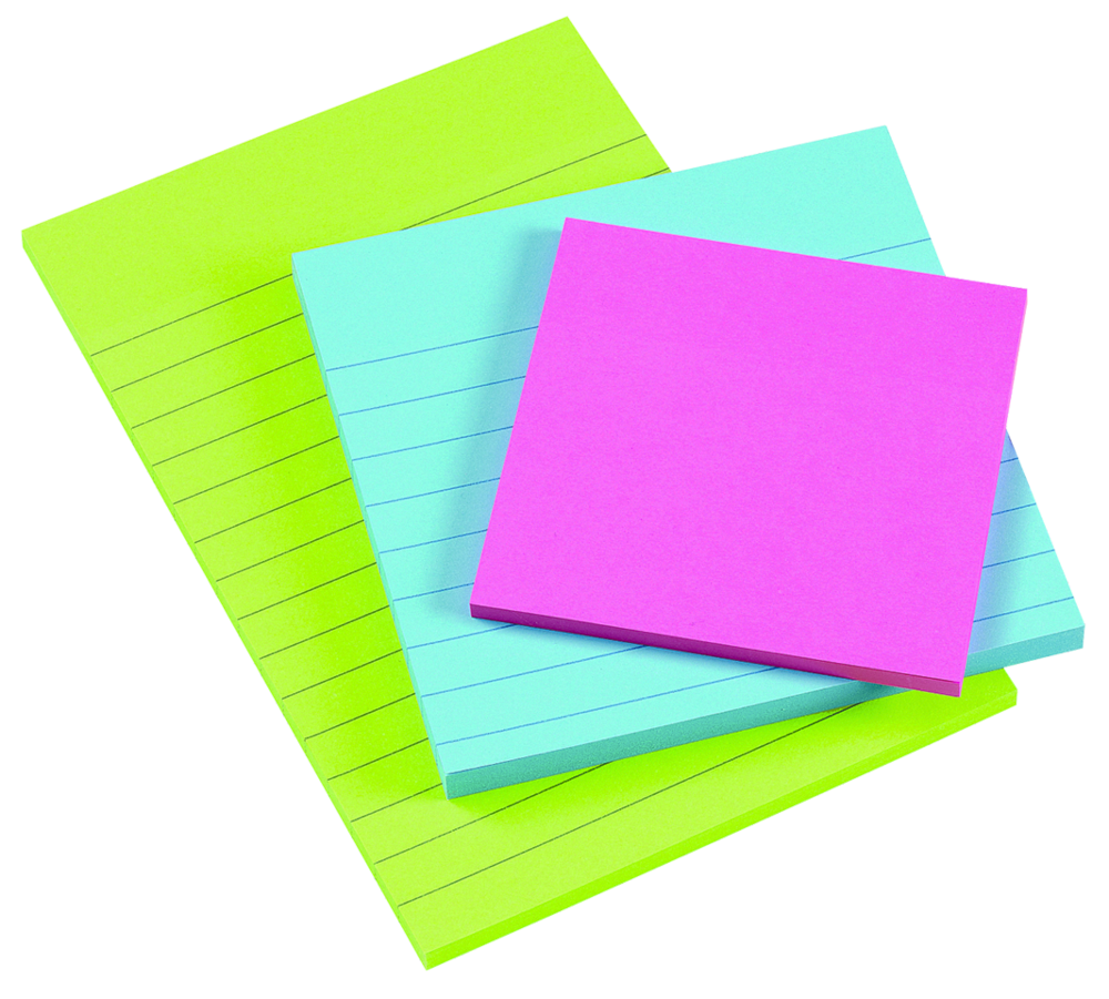 Collection of post. Post-it notes png banner freeuse download