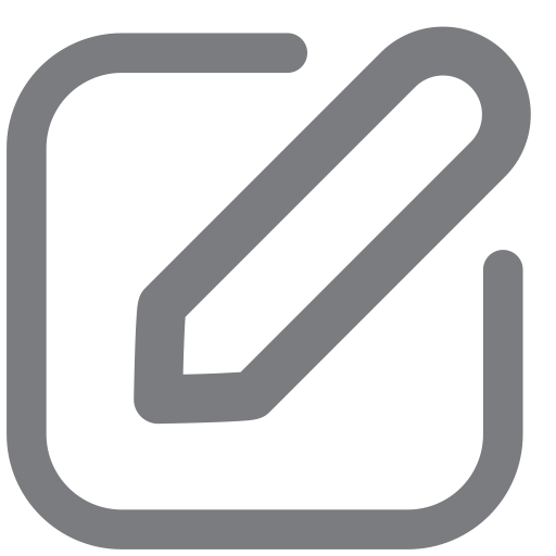 Postit vector white. Post sign icon with