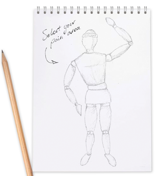 Neck live well physio. Posture drawing sketch download