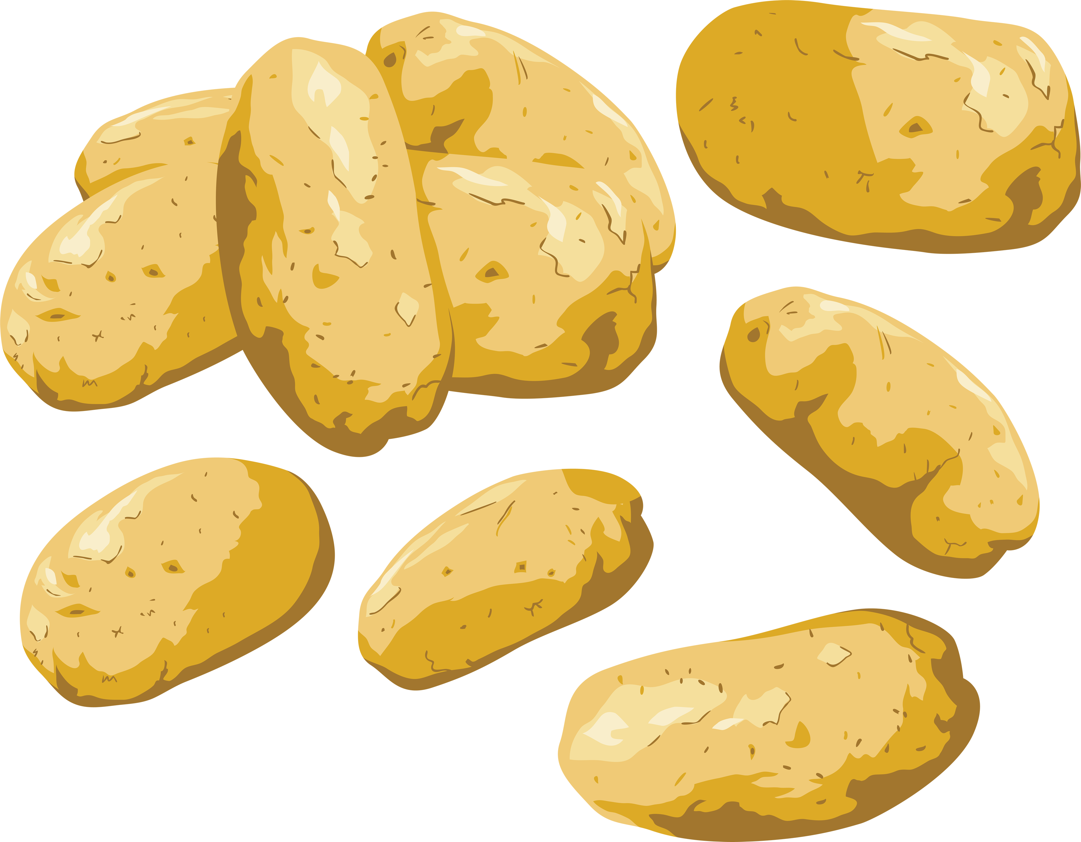 Cartoon potato png. Clip art free clipart