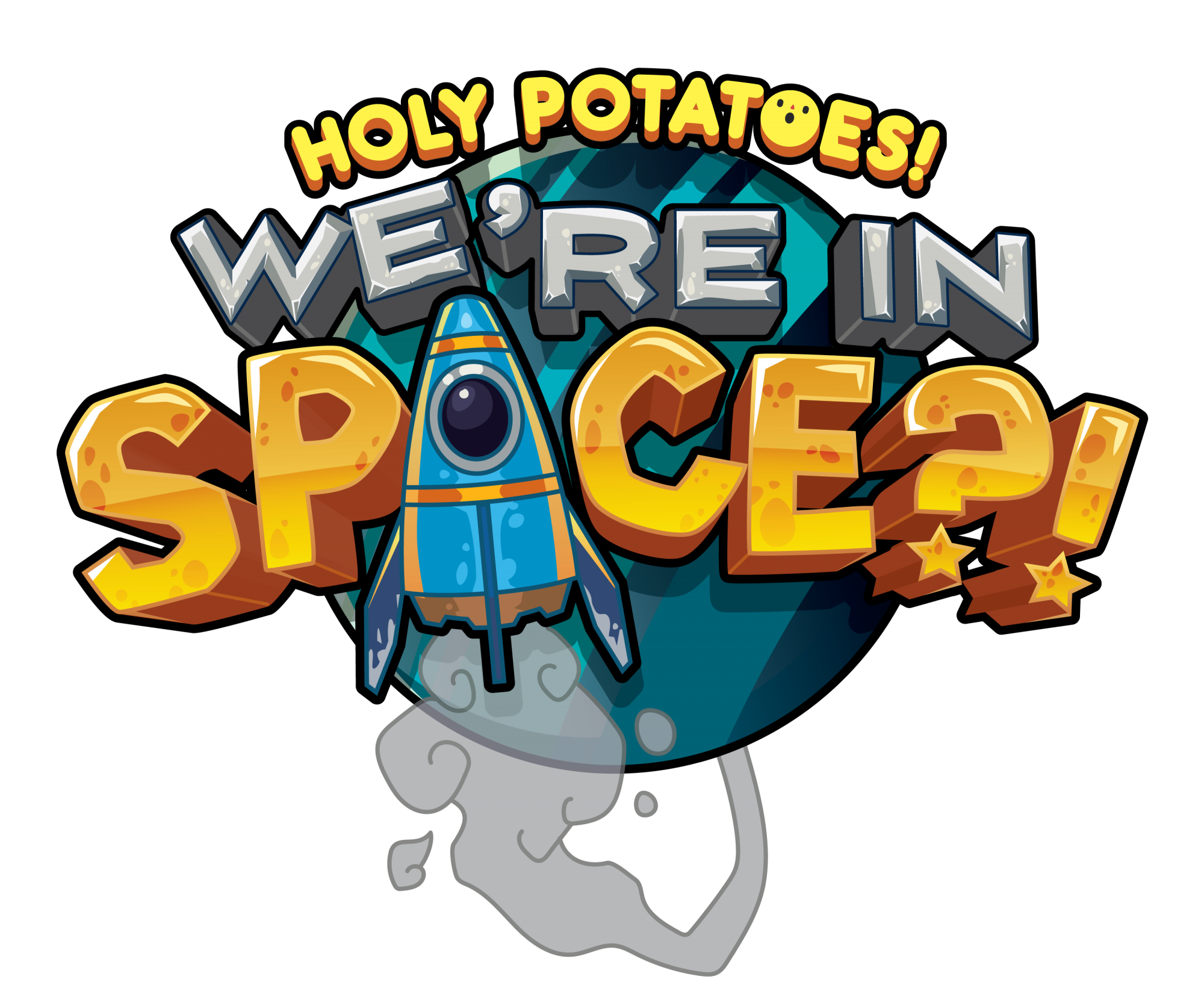 Potatoes drawing space. Holy we re in