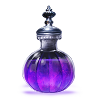 Potion transparent. For dreamless sleep harry