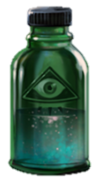 Potion transparent dreamless sleep. Wideye hp class potions