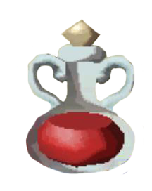 Potion transparent red. Image png superpower wiki