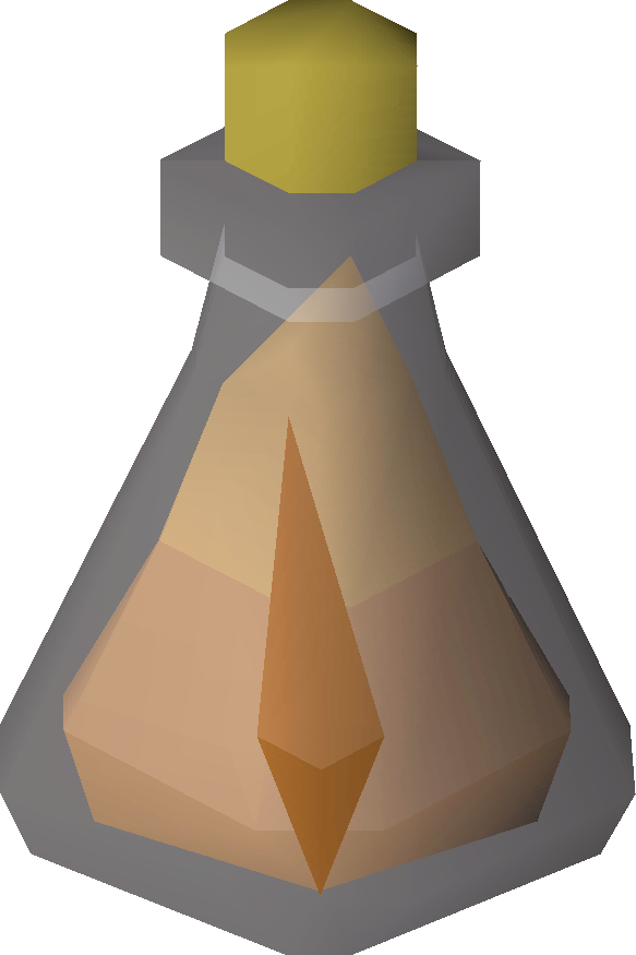 Potion transparent stamina. Mix old school runescape