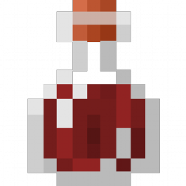 Potion transparent strength. Image of png minecraft