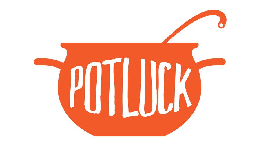 Poinsettia clip potluck. This new year s