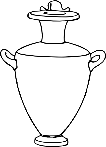 Drawing shorts outline. Free ceramic cliparts download