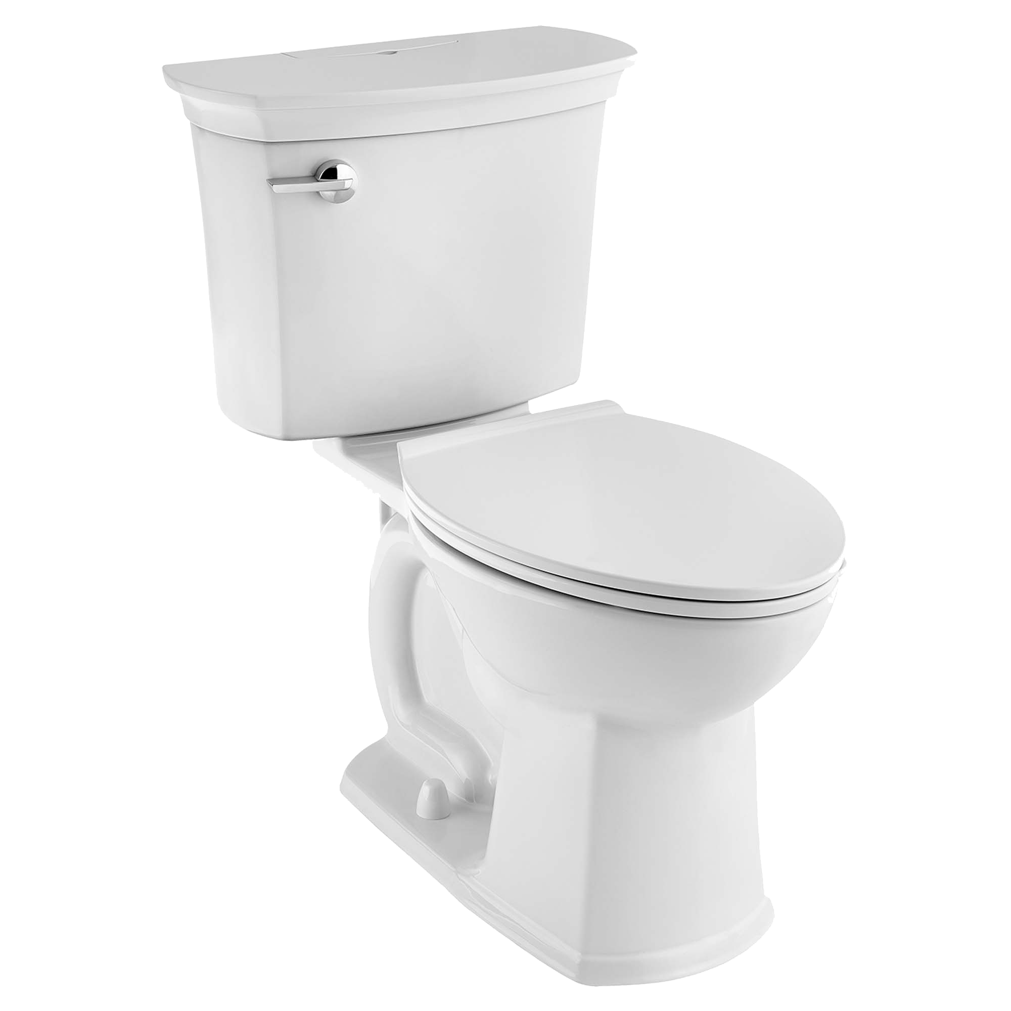Toilet top view png. Acticlean self cleaning elongated