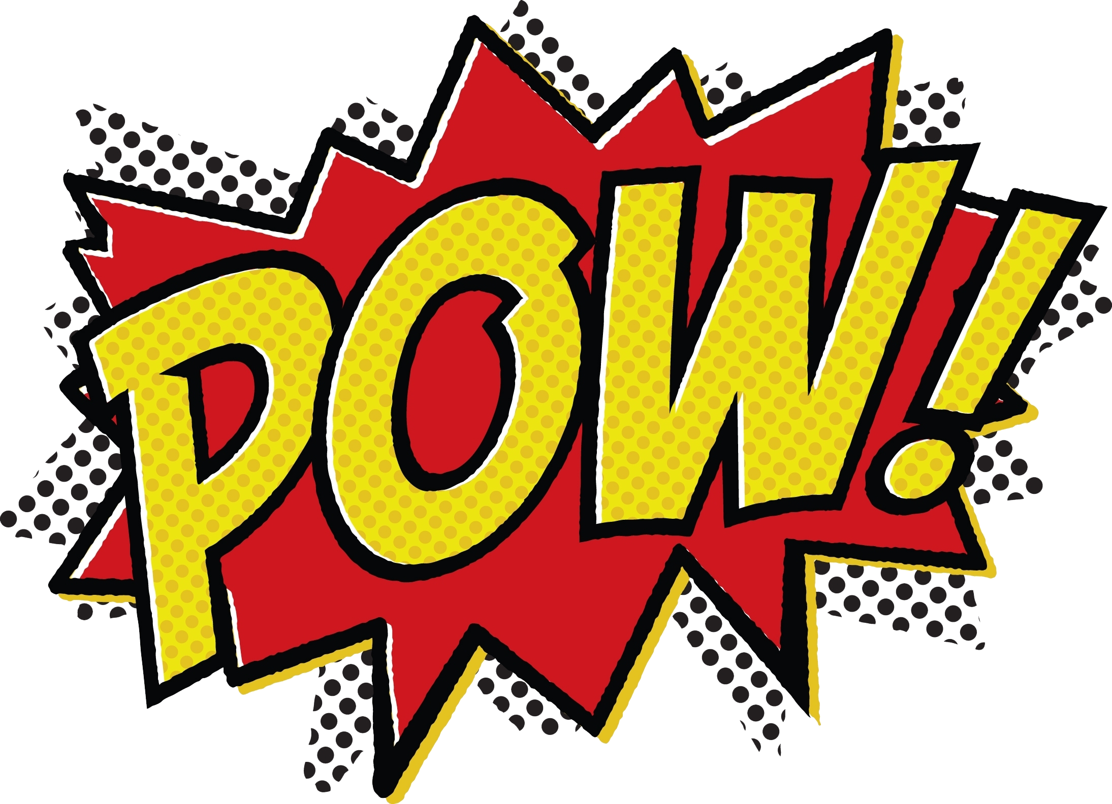 cartoon pow png