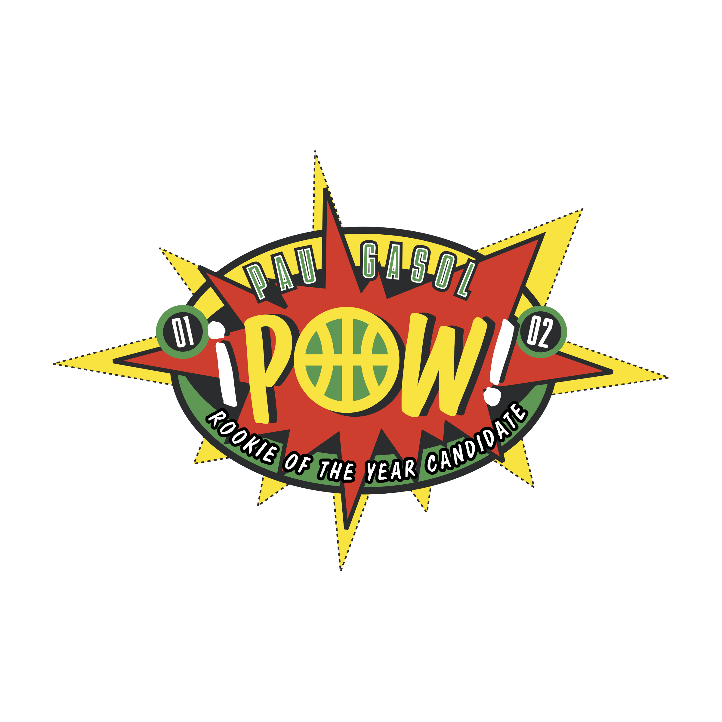 pow! png transparent